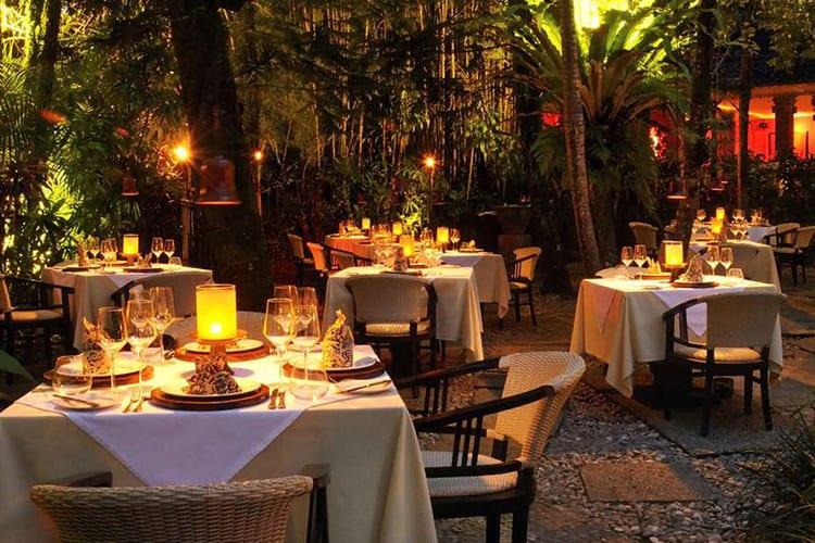 Mosaic Bali Restaurant