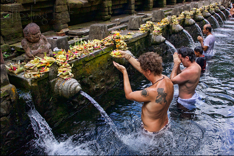 Bali healer