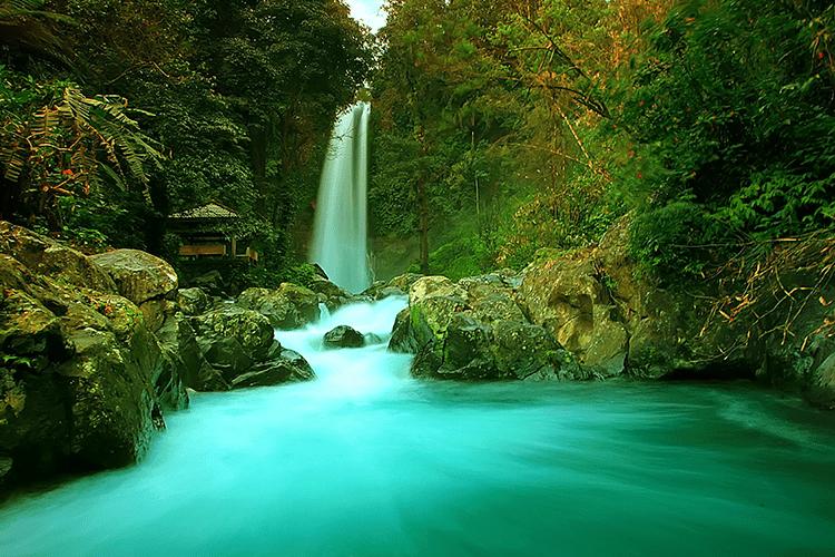 Bali waterfalls