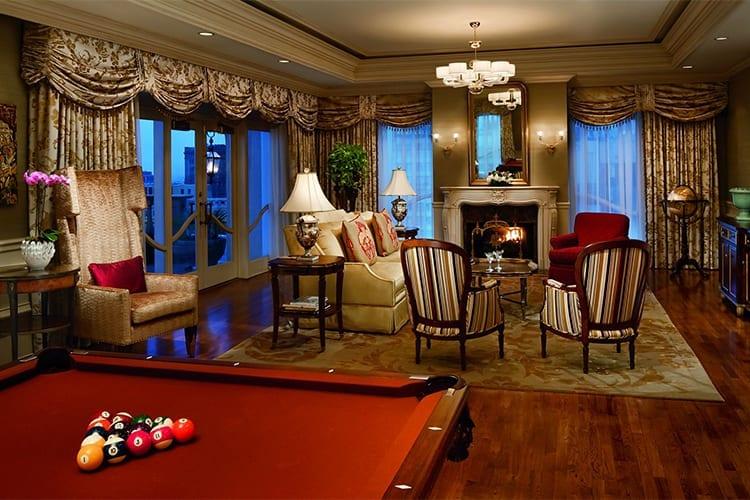 Ritz Carlton Suite New Orleans