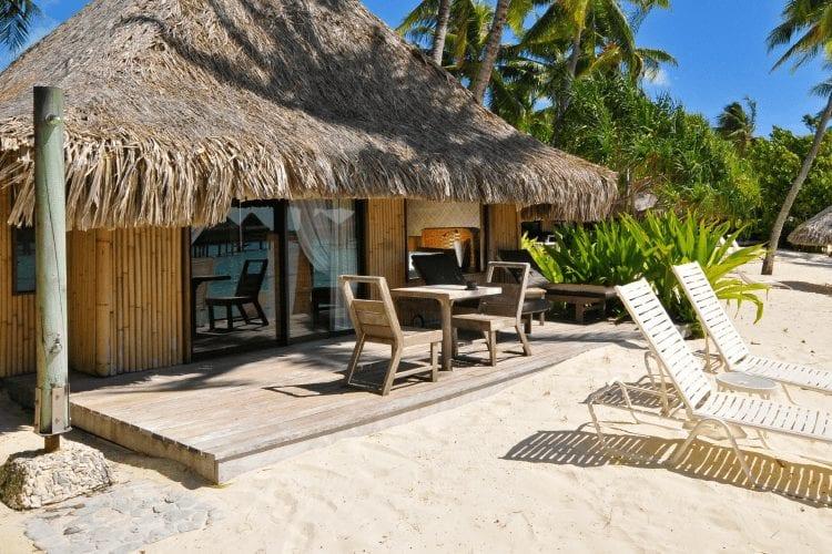 Intercontinental Resort Le Moana Bora Bora