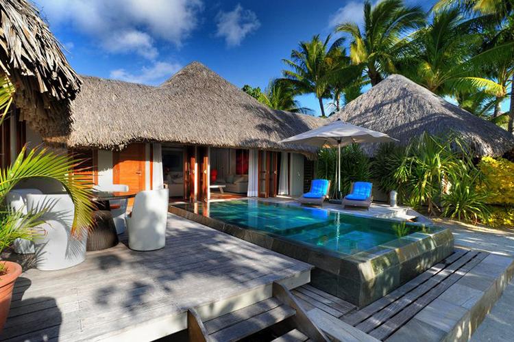 Le Meridien Bora Bora hotel