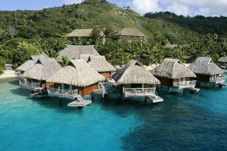 Maitai Polynesia Bora Bora hotel