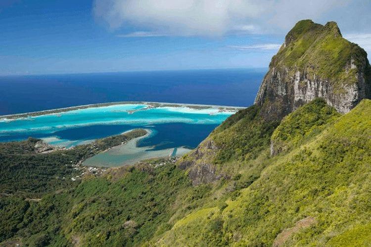 Hike Bora Bora