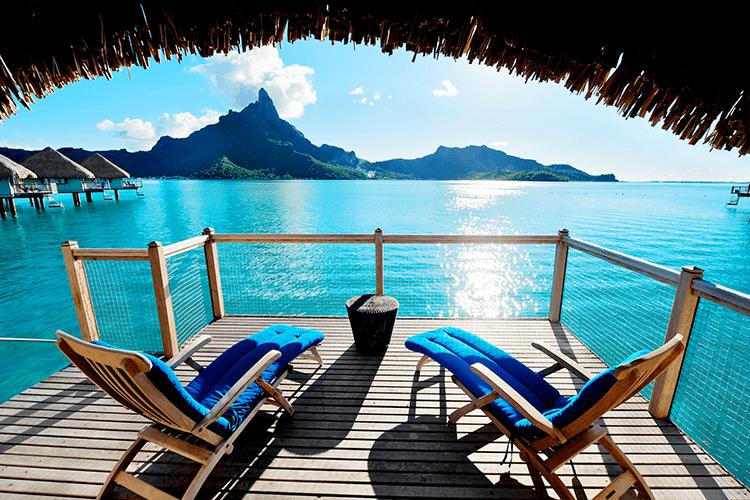 Bora Bora Pearl Beach Resort & Spa Overwater Bungalow