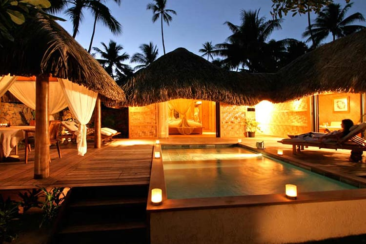 These Are The 5 Best Spas In Tahiti