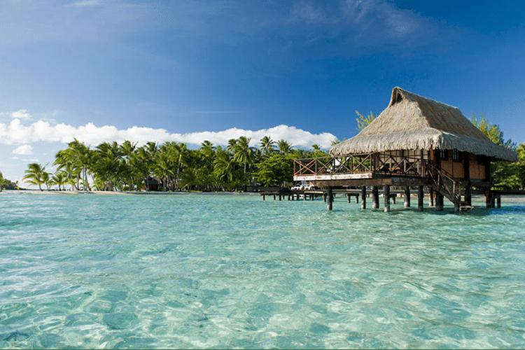 Vahine Island French Polynesia honeymoon resort
