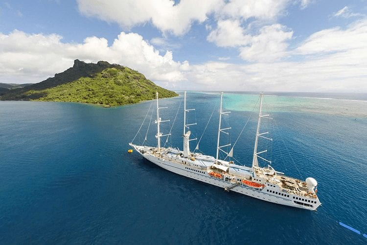 Tahitian Cruise French Polynesia