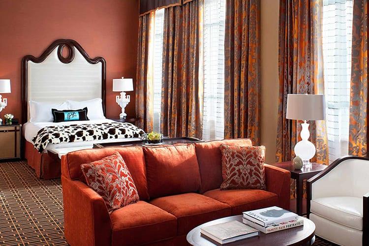 Hotel Monaco Denver Premiere Guest Room