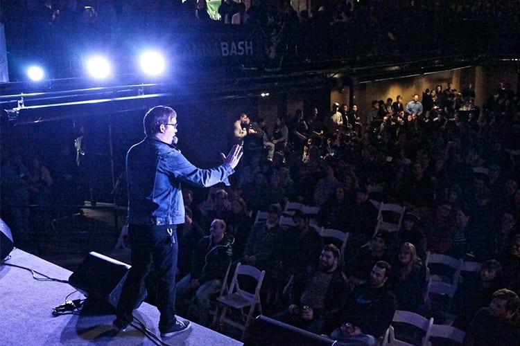 Sexpot Comedy Get High in Denver