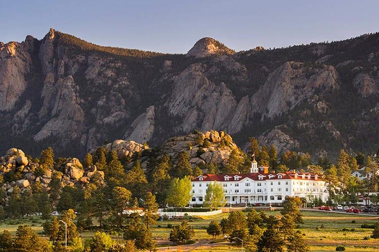 The Stanley Hotel Denver Day Trip