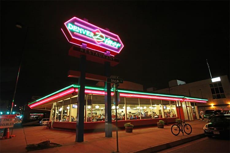 Denver Diner Hottest Restaurant