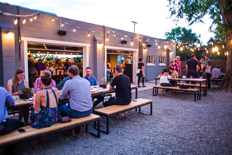 The Way Back Denver Hottest Restaurant