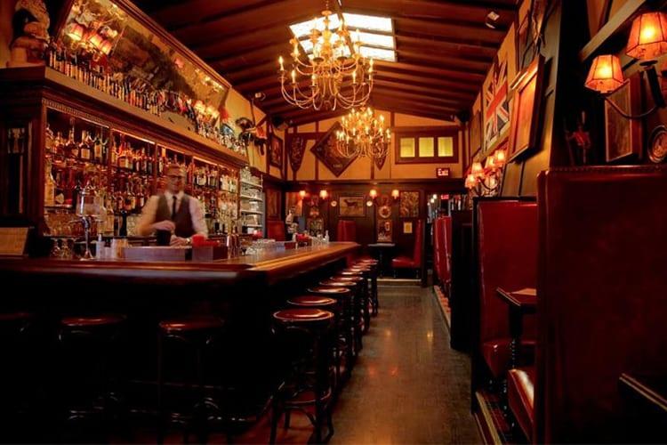 Bar Marmot West Hollywood LA Bar