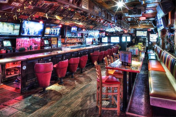Barney's Beanery West Hollywood Bar