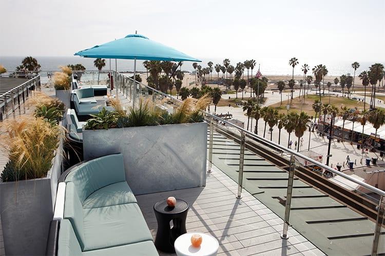 High Rooftop Lounge LA Bar