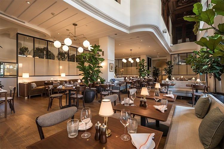 Georgie LA Restaurant