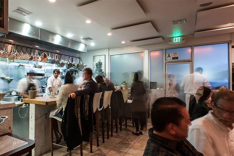 Trois Mec LA Restaurant