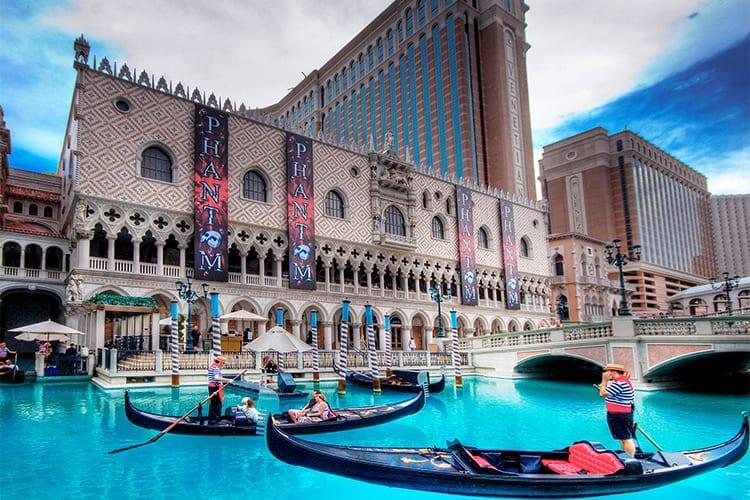 The Venetian Las Vegas Casino