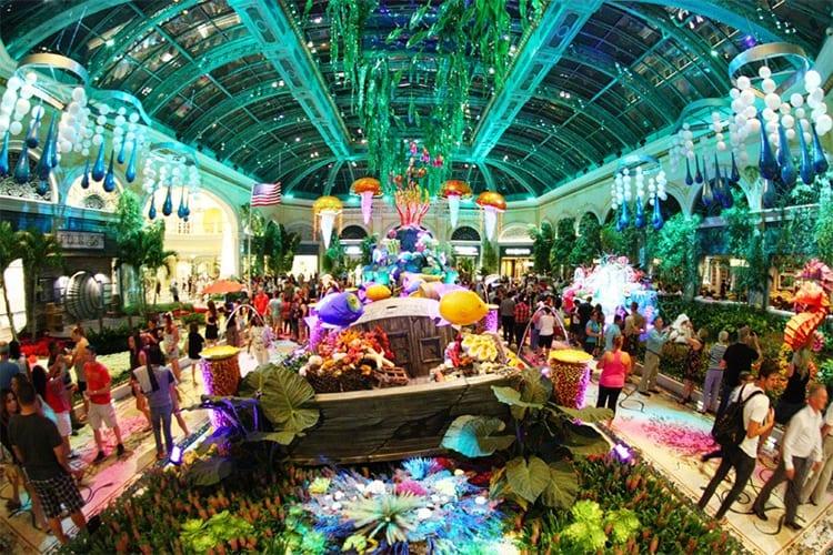 Bellagio Las Vegas Party Resort