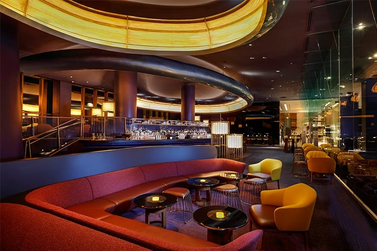 Skyfall at Delano Las Vegas Rooftop Bar