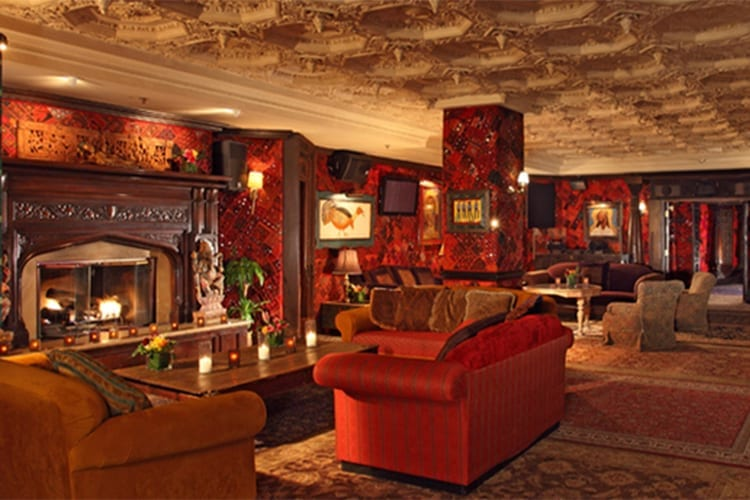 Foundation Room Las Vegas Rooftop Bar