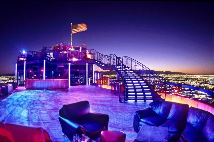 Ghostbar Las Vegas Rooftop Bar