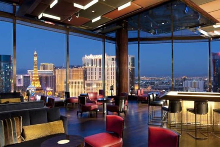 Mandarin Bar Las Vegas Rooftop Bar