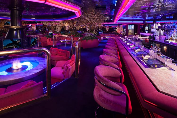 Peppermill Las Vegas Late Night Meals