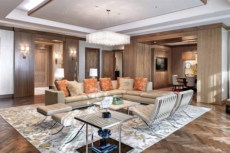 Palazzo Presidential Suite Las Vegas