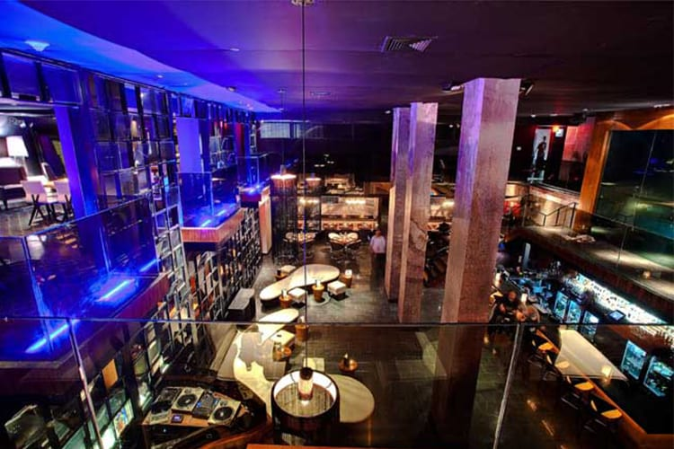 STK Miami Party Restaurant