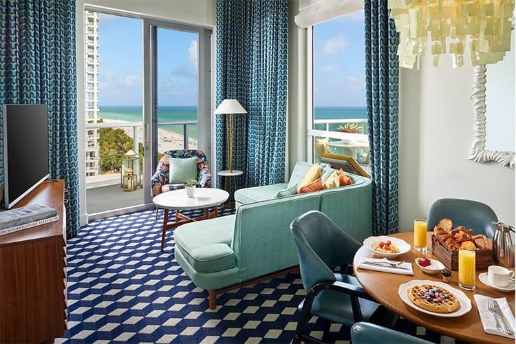 Confidante Miami Suite