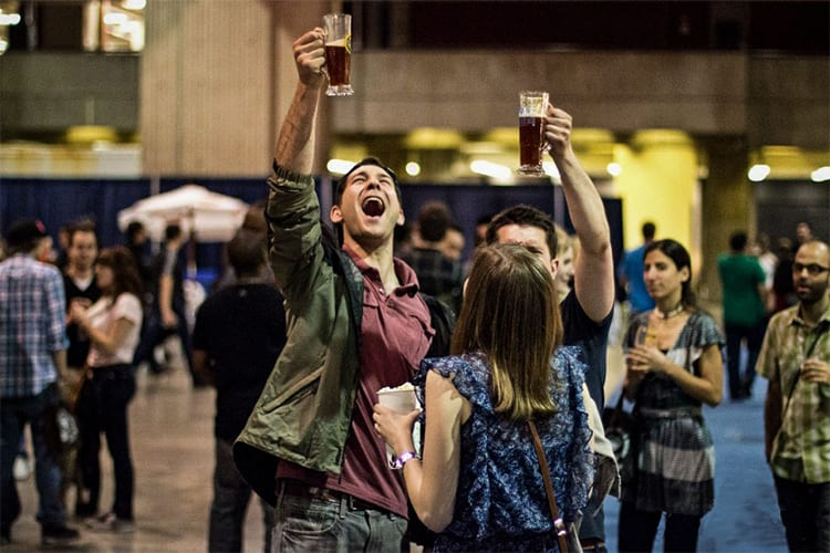 Montreal Beer Festival Event