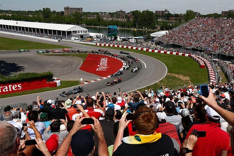 Grand Prix Montreal Event