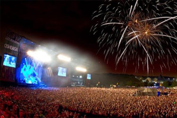 Osheaga Festival Montreal Event