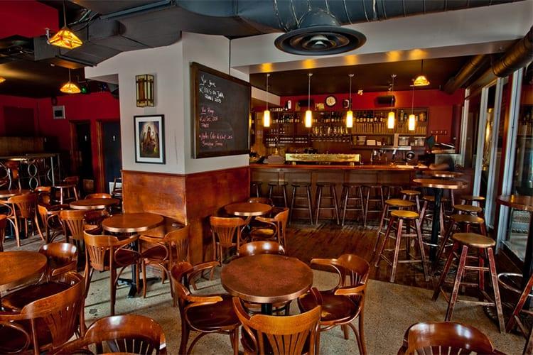 Dieux du Ciel Beer Bar Montreal