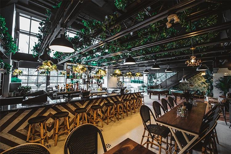 Kampai Garden Montreal Beer Bar