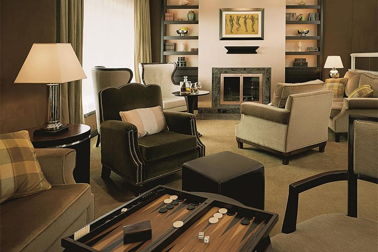 Fairmont The Queen Elizabeth Hotel Montreal Suite