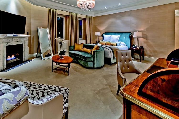 Ritz Carlton Montreal Royal Suite