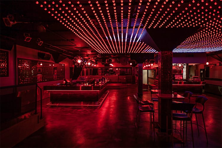 Le Rouge Montreal Nightclub