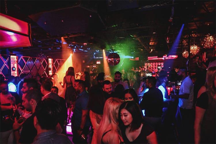 Muzique Montreal Nightclub