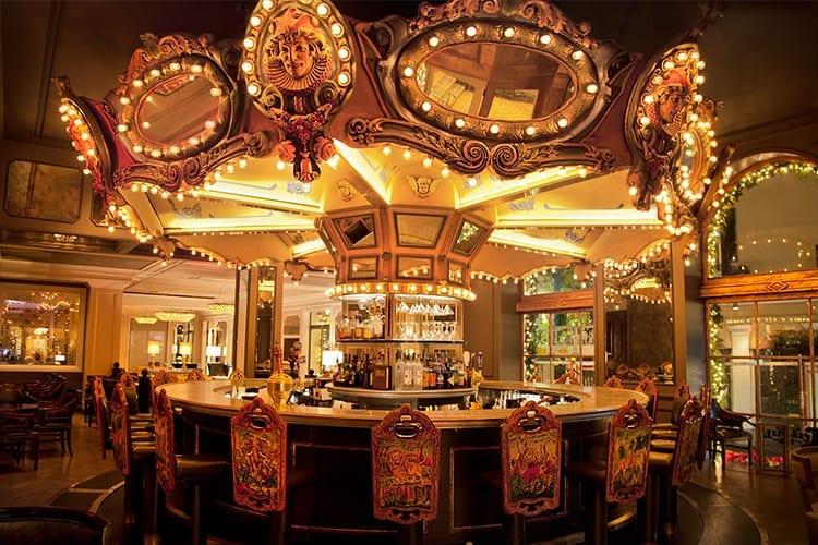 Carousel Bar New Orleans Pre-game
