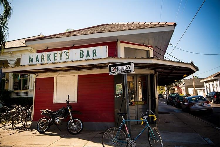 Markey's Bar New Orleans Pre-game