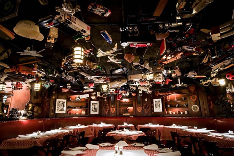 21 Club Movie-Famous NYC Restaurant