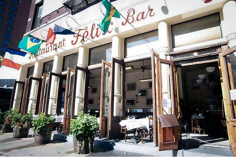 Felix NYC Movie-Famous Restaurant