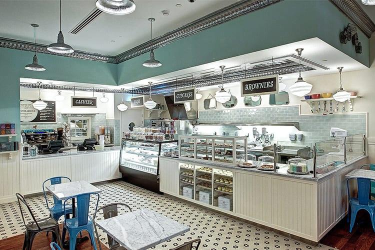 Magnolia's Bakery NYC Movie-famous