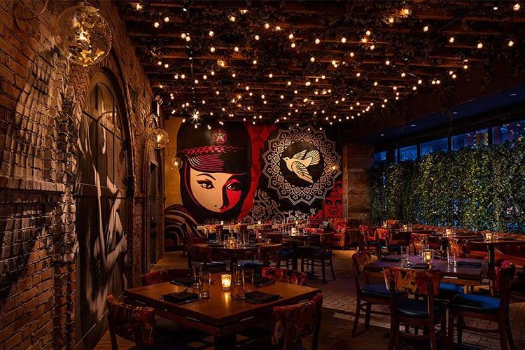 Vandal New York Party Restaurant