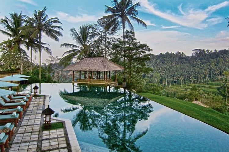 Amanda Ubud Bali resort