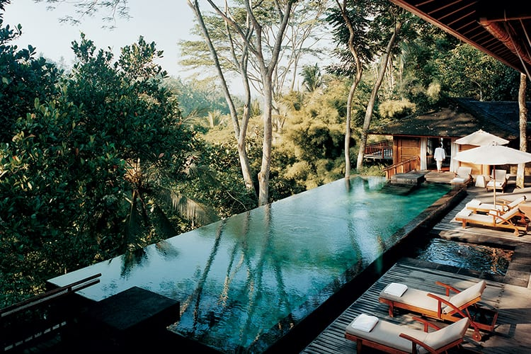 COMO Shambhala Estate Ubud Bali resort