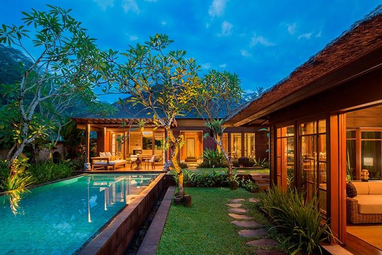 Mandate Ritz-Carlton Reserve Ubud Bali resort